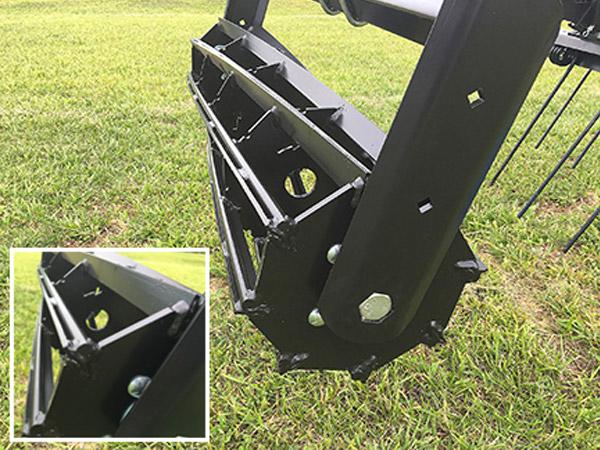 Heavy Duty Double Bar Roller Image