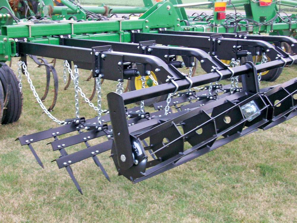 Mounted Harrows Image