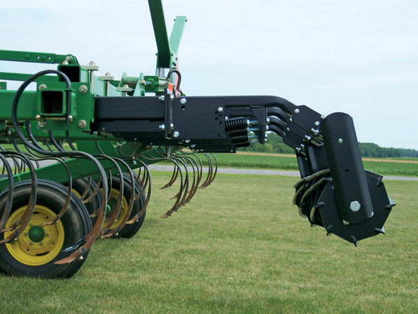 Single Roller Harrow Side Image