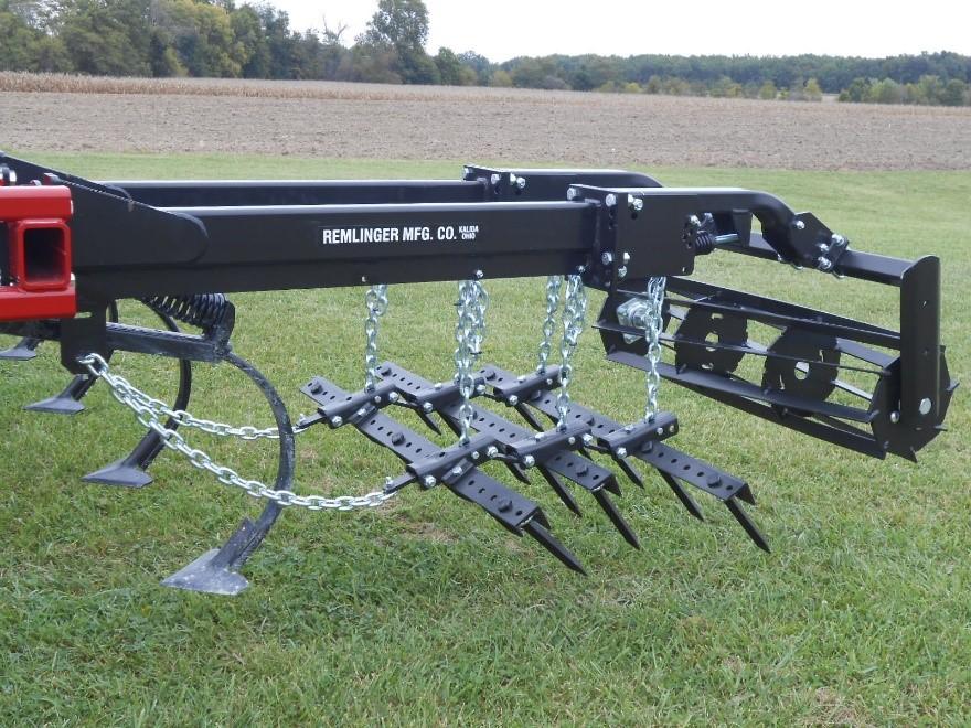 3 Bar Flex Single Roller Harrow
