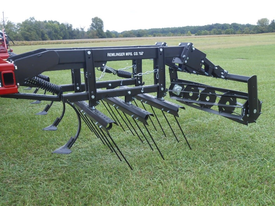 3 Bar Tine Single Roller Harrow