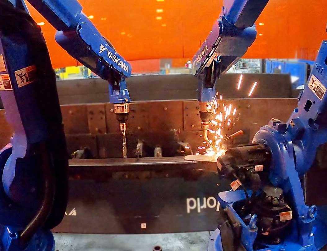 Remlinger Robotic Welding