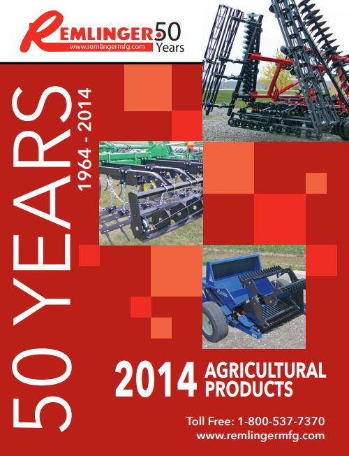 2014 Parts Book Cover